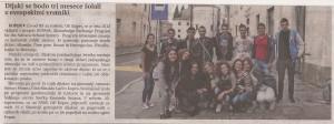 članek v Primorskih novicah